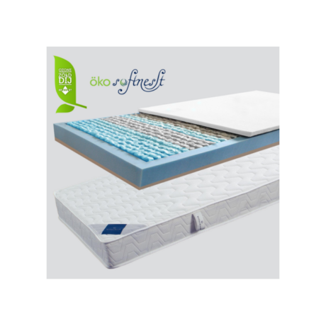 Billerbeck VERONA nagy rugósűrűségű tasakrugós matrac