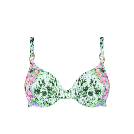 Triumph Floral Cascades WP bikini felső