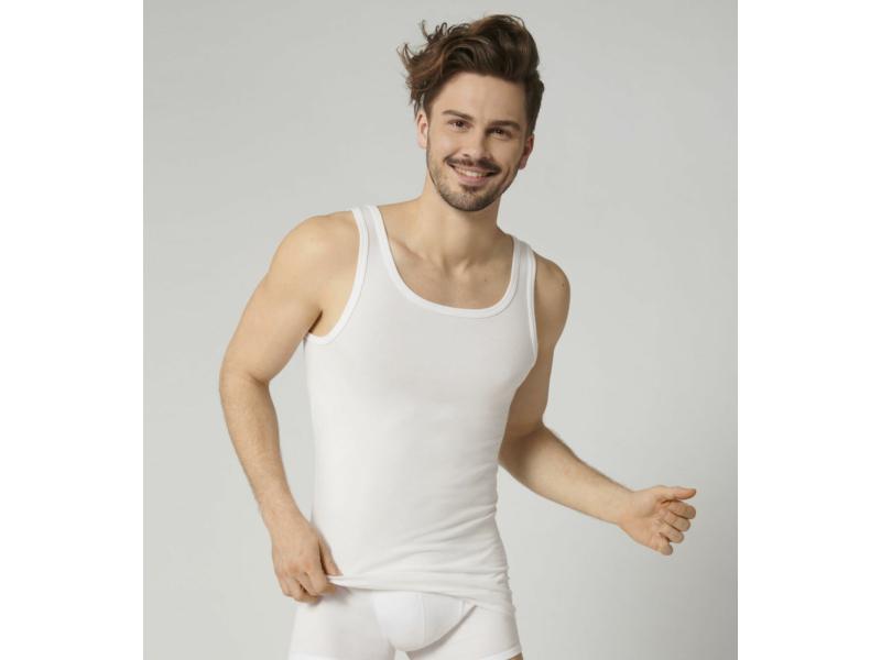 Sloggi Men Basic SH02 Vest Trikó
